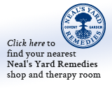 Click here to find your nearest Neal's Yard Remedies shop and therapy room