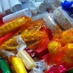 Photo of mixed candies