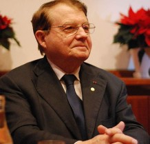 Luc Montagnier, Nobel Prize Laureate for Physiology or Medicine 2008