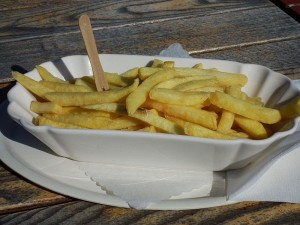 Photo of a bowl of chips