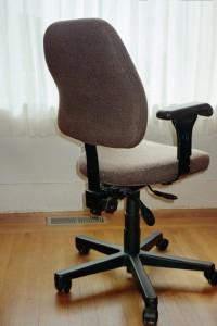 Photo of a deskchair
