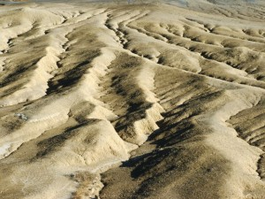 mud slopes