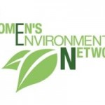 The logo for the Women's Environmental Network