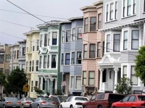 Photo of city neighbourhood