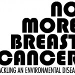 The no more breast cancer logo