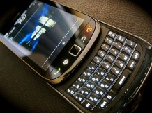 Photo of a Blackberry Torch
