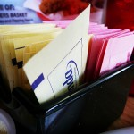 Photo of artificial sweeteners