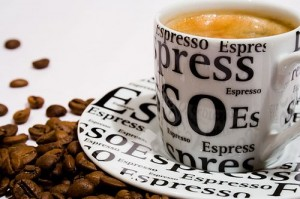 Photo of a cup of espresso
