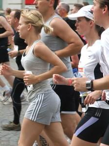 Photo of marathon runners