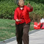 Tai Chi proved superior to both stretching and resitance exercises in maintaining Parkinson's sufferers balance [Image: Tom Thai - Wikimedia Commons]