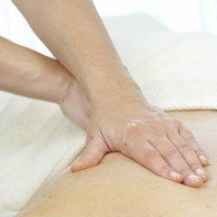Photo of a massage session
