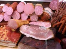 Photo of processed meat