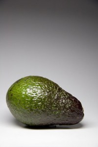 Photo of an avocado