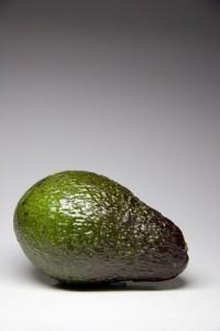 Photo of an avocado