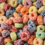 Close up photo of Fruit Loops