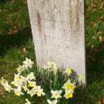 Photo of a gravestone