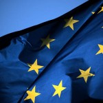 Photo of the EU flag