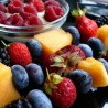 Photo of antioxidant rich fresh fruit