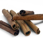 Photo of cinnamon sticks