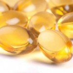 Photo of vitamin D capsules