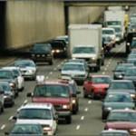 Photo of motorway traffic