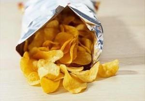 Photo of potato chips