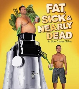 Photo of poster for Fat, Sick & Nearly Dead film