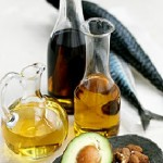 Photo of sources of healthy fats