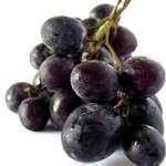Photo of a bunch of grapes
