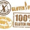 Illustration of gluten-free claims on food