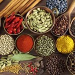Photo of popular Asian spices