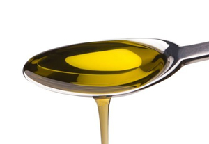 Photo of fish oil ina spoon