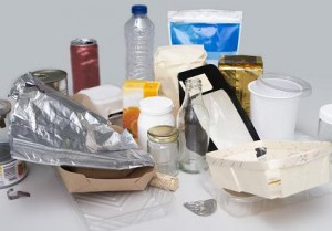 Photo of food packaging