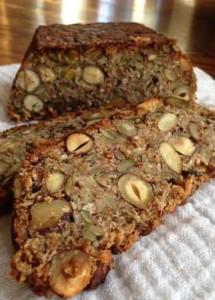 Photo of Nourishing Nut & Seed Loaf