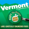 Photo of Vermont GMO Right to Know logo