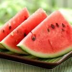 Photo of watermelon slices