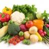 Photo of fresh vegetables