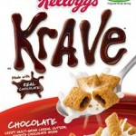 Photo of a box of Kellogg's crave
