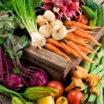 Photo of organic produce