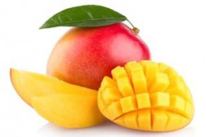 photo of a fresh mango