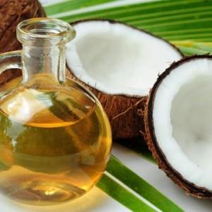 Photo of coconut oil