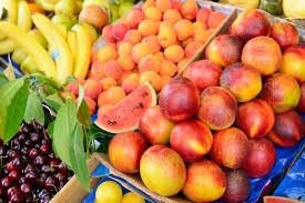 Photo of tyronsine-rich fruit