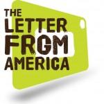 Letter from America logo
