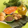 Photo of various sources of fish oil