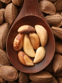 photo of brazil nuts
