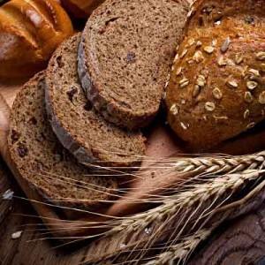 photo of whole grain bread