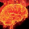 photo illustrating inflammation in the brain