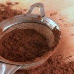 photo of cocoa powder
