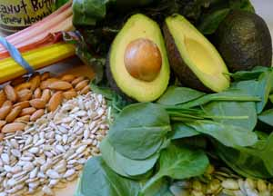 Vitamin E rich foods