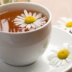 photo of chamomile tea